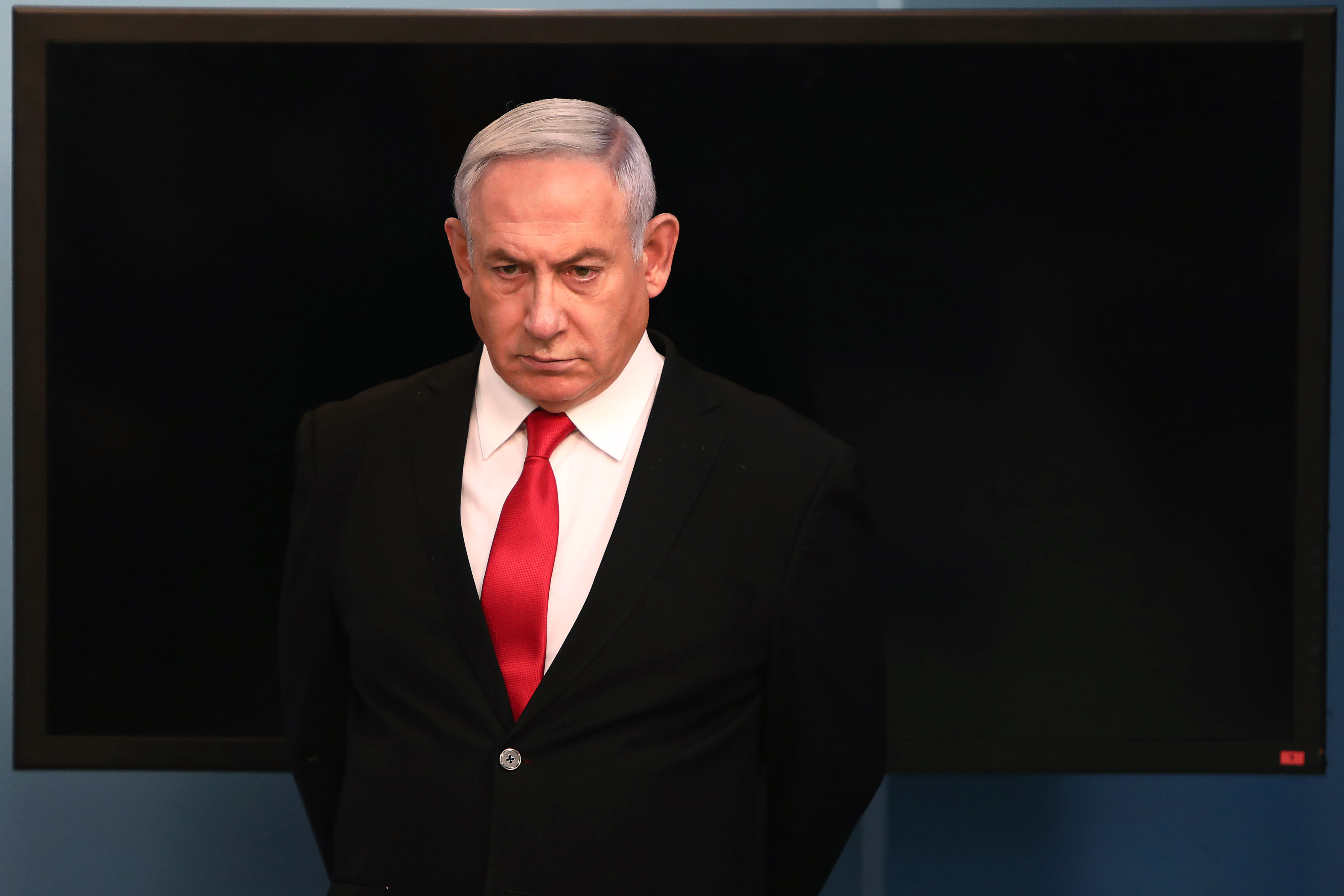 Israeli leader offers to step down next year in unity deal