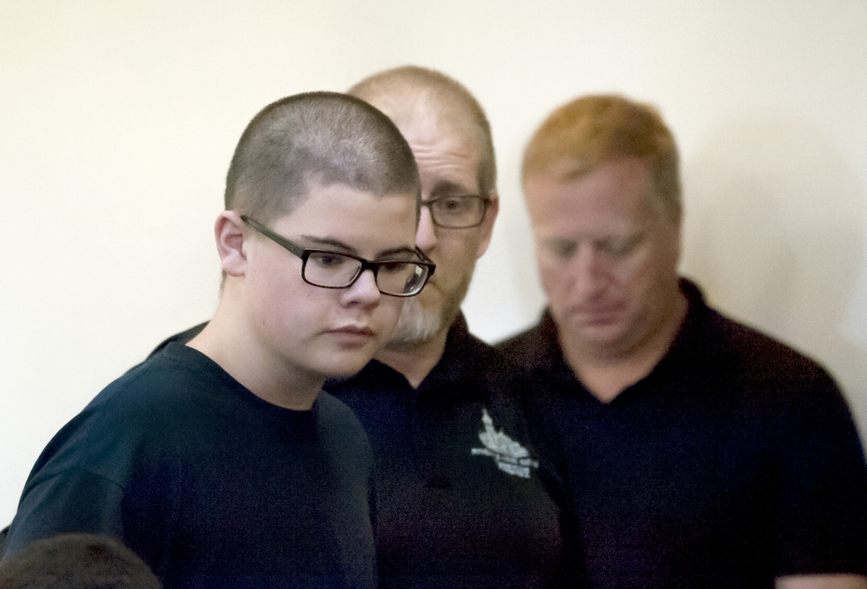 Judge: Teen charged in school shooting to be tried as adult
