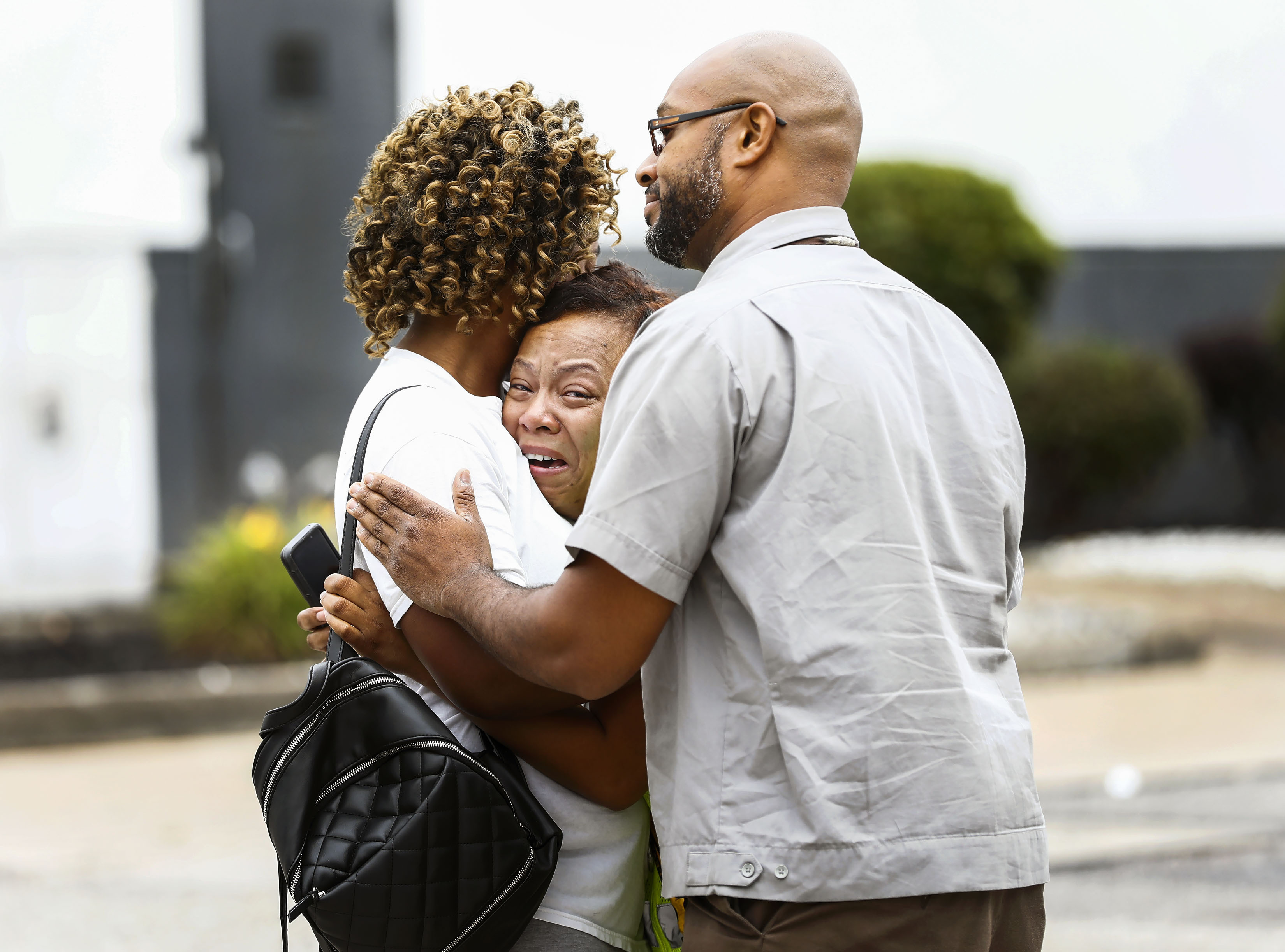The Latest: Second victim killed in Walmart shooting named