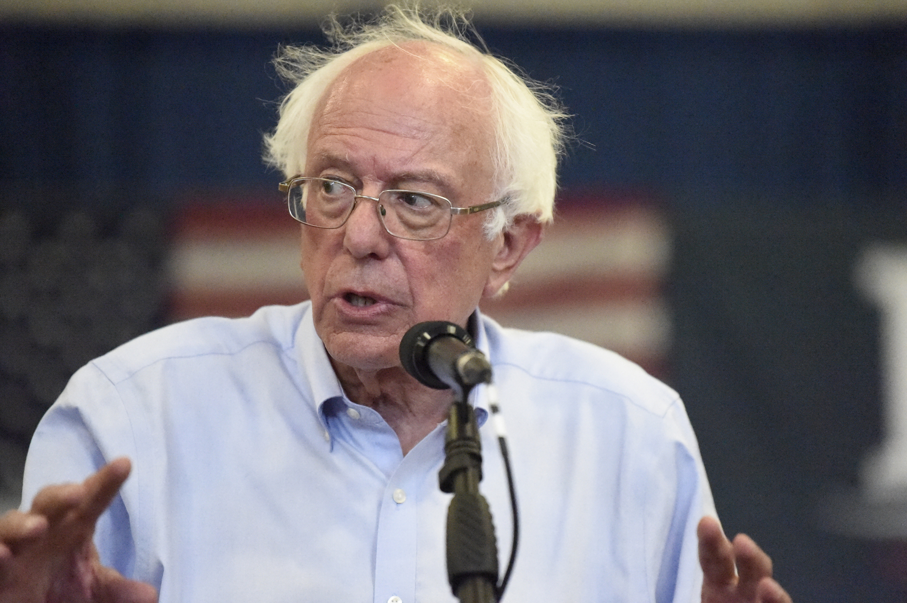 Sanders criminal justice plan aims to cut prison population