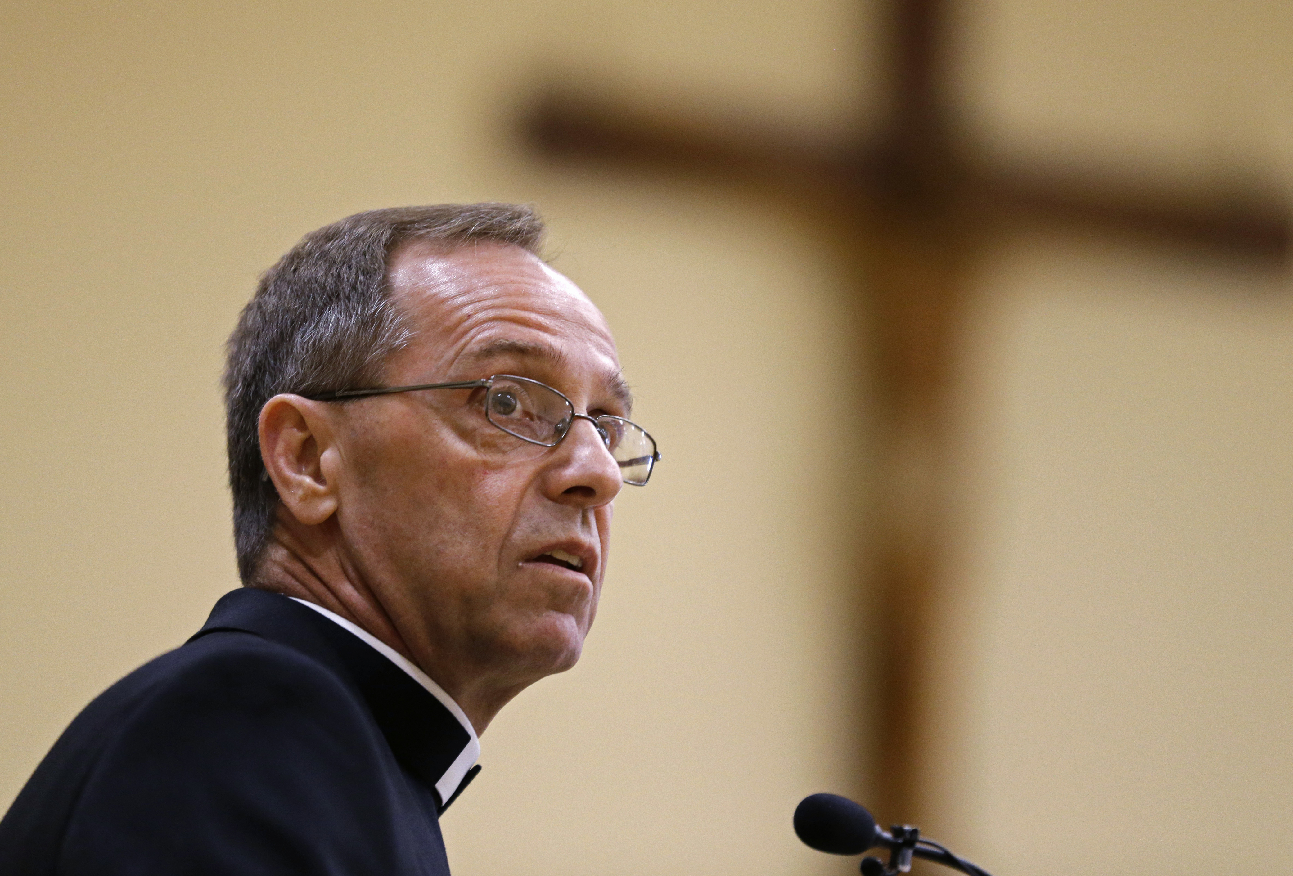 Indiana teacher fired for same-sex marriage sues archdiocese