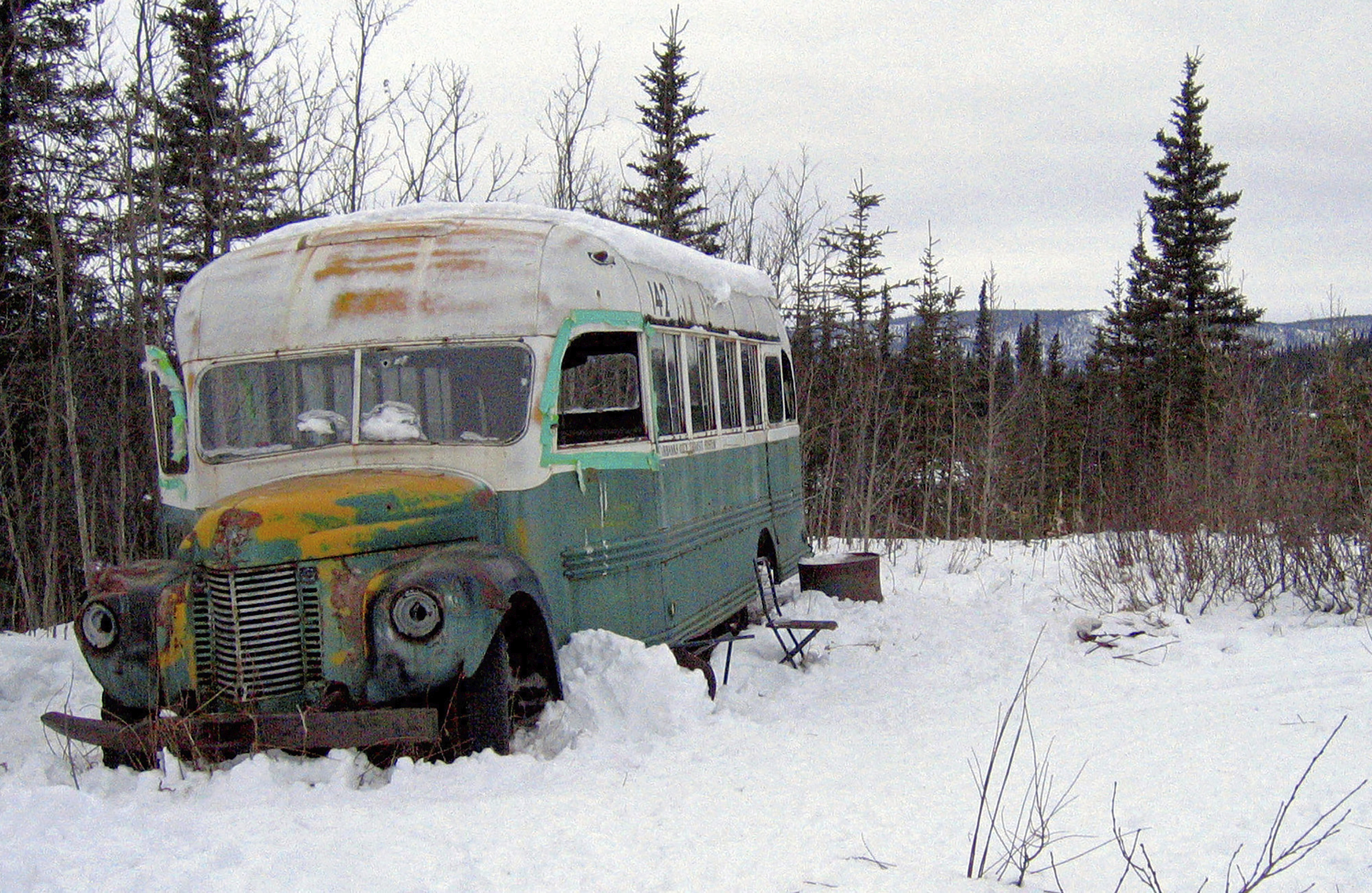 Italian hikers rescued in Alaska after visiting infamous bus