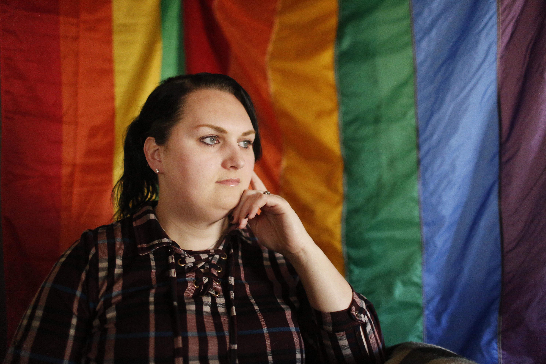 Alabama sued in transgender drivers license case