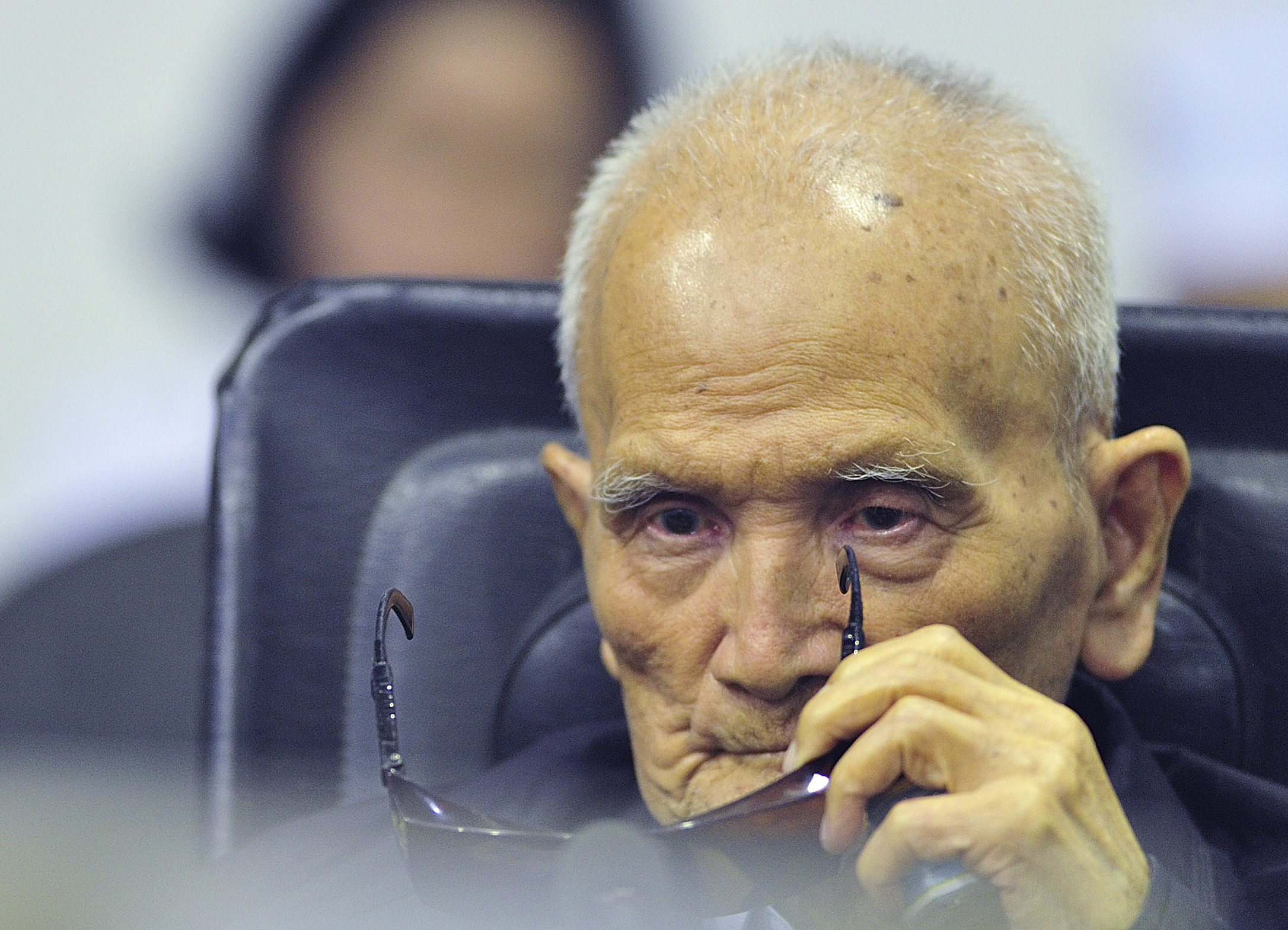 Nuon Chea, ideologue of Cambodias Khmer Rouge, dies at 93