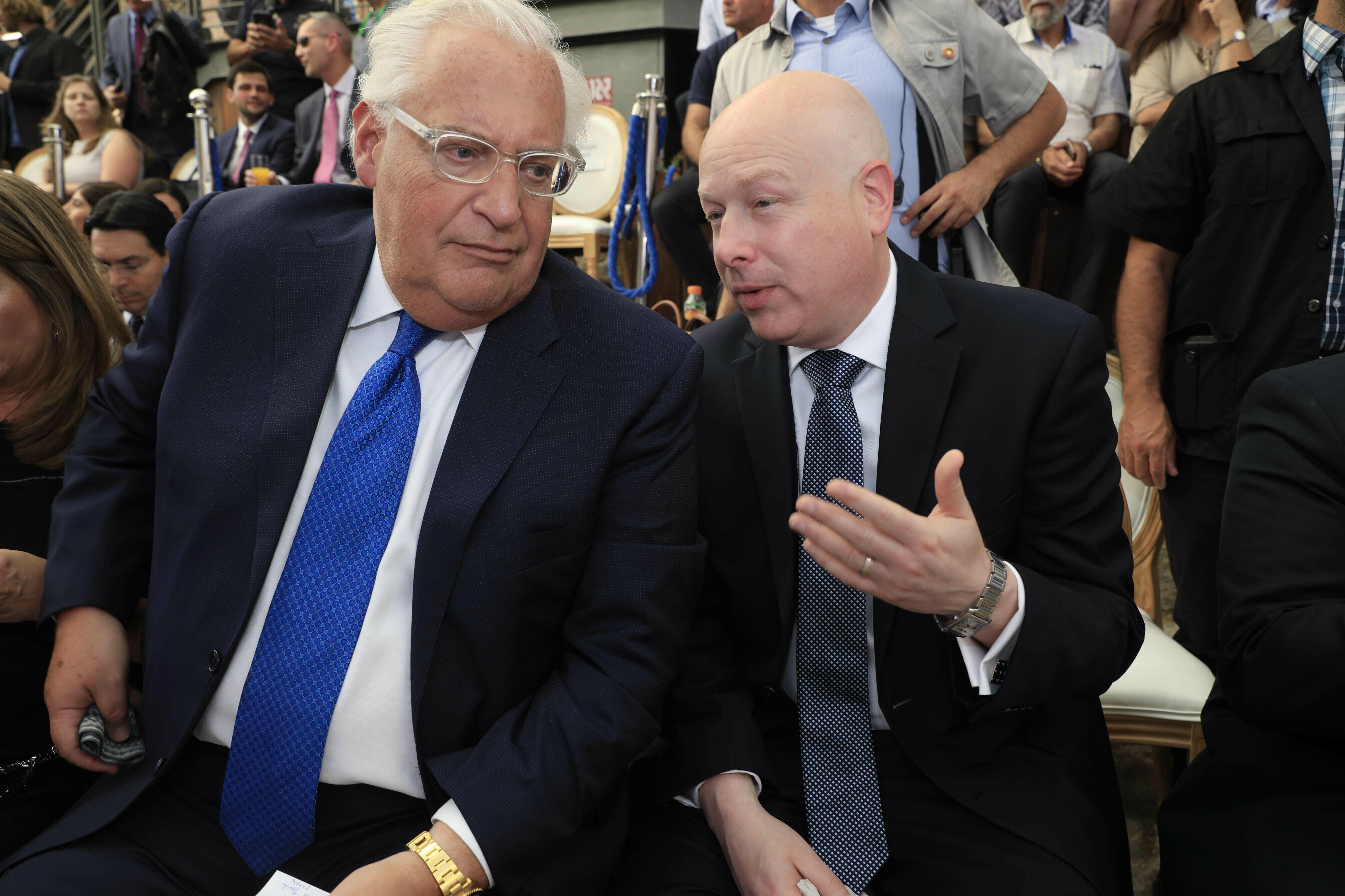 Trump Mideast envoy to leave job before peace plan released