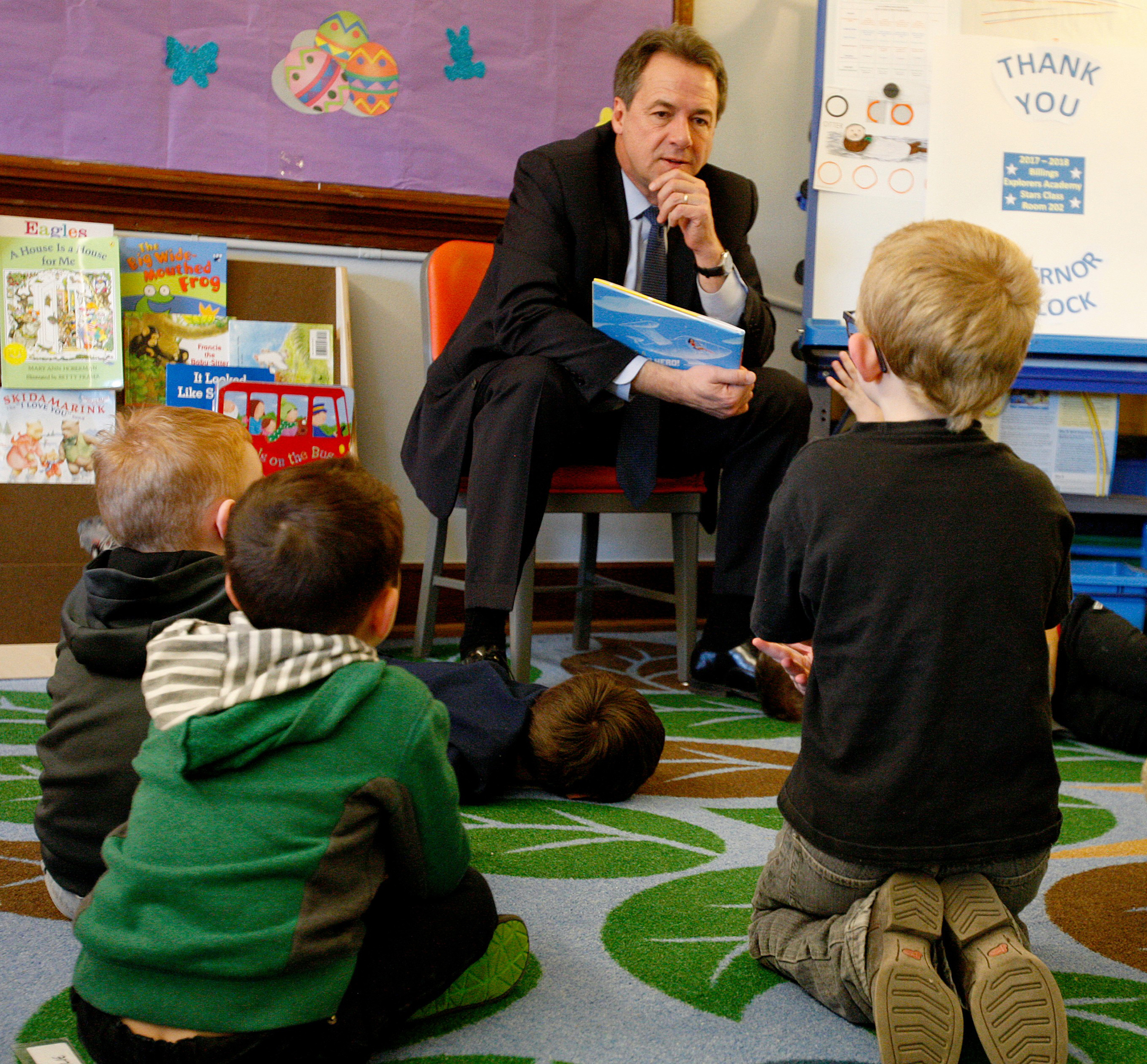 Montana is back among states without state-funded preschool