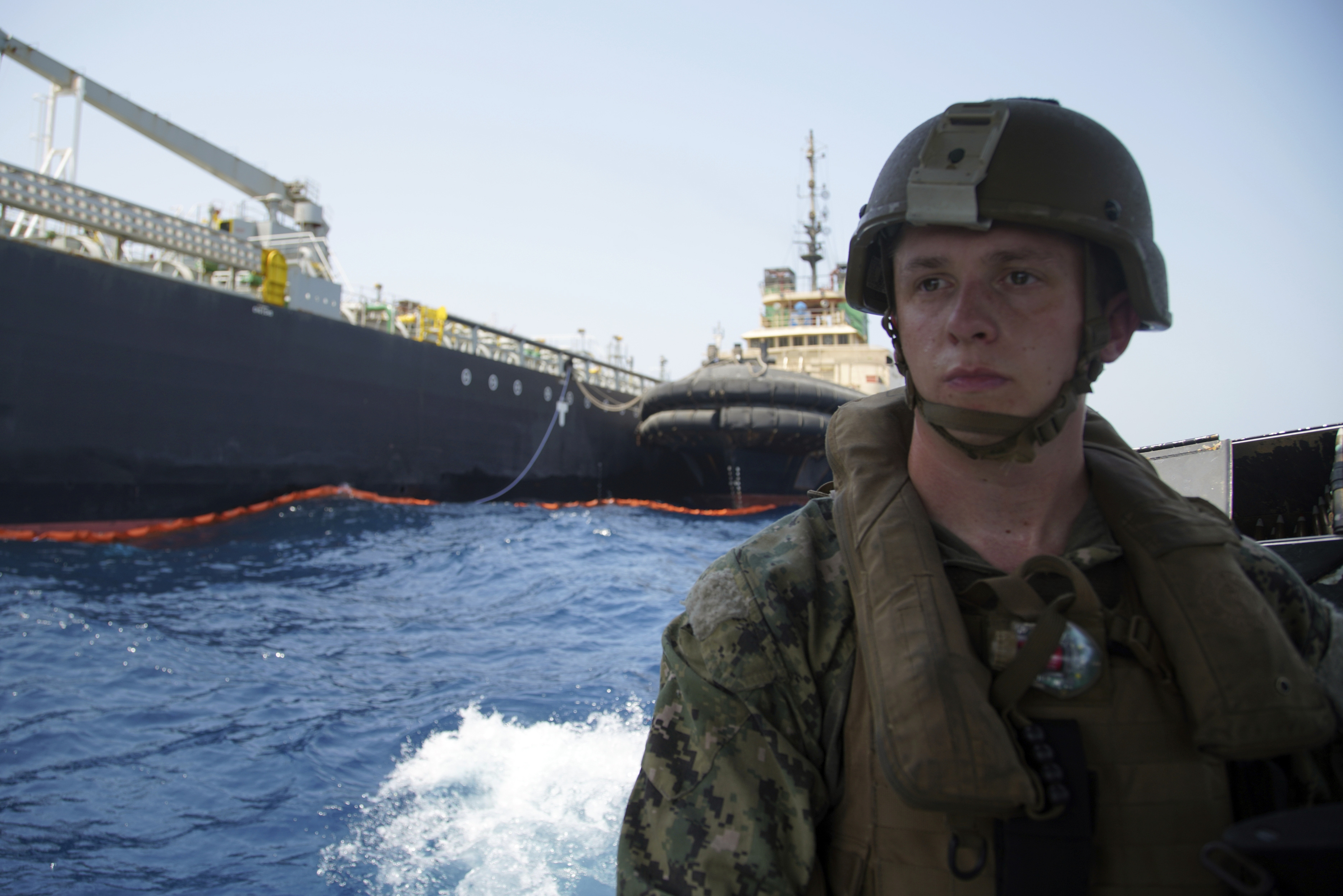 AP Explains: Mideast tensions threaten key global oil route