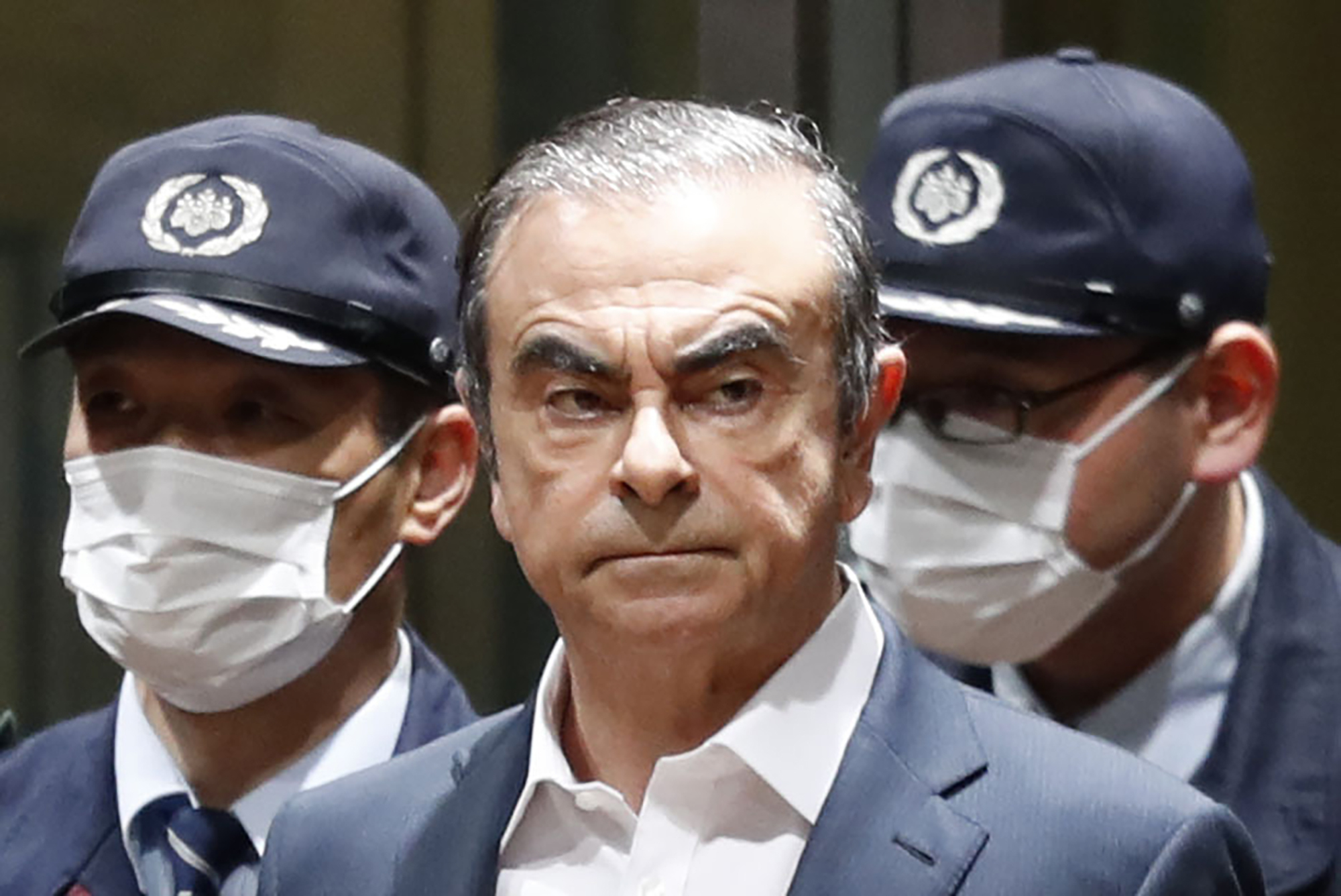 Ex-Nissan chief made escape to Beirut aboard charter flights