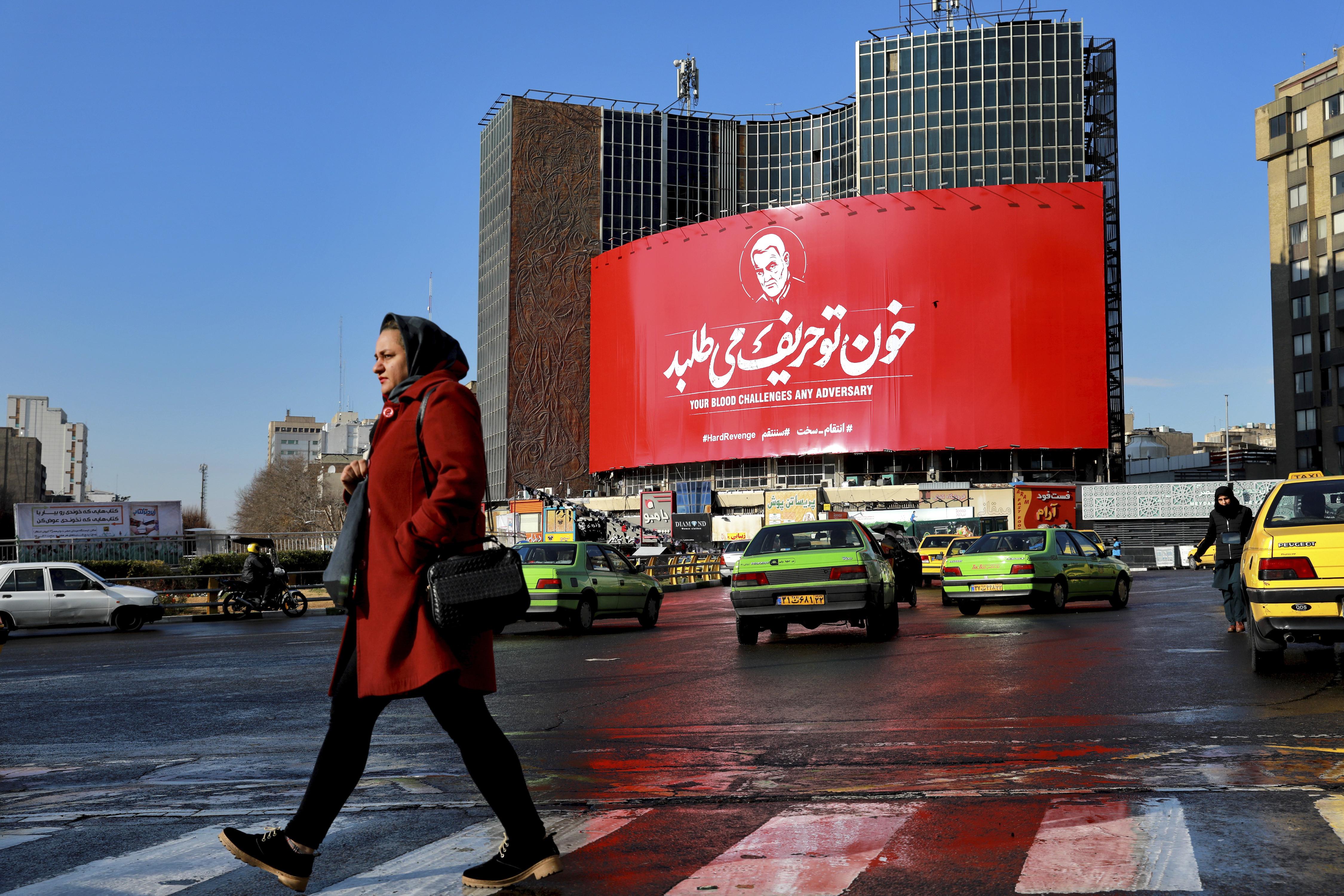 Iran general replacing Soleimani vows revenge for US killing