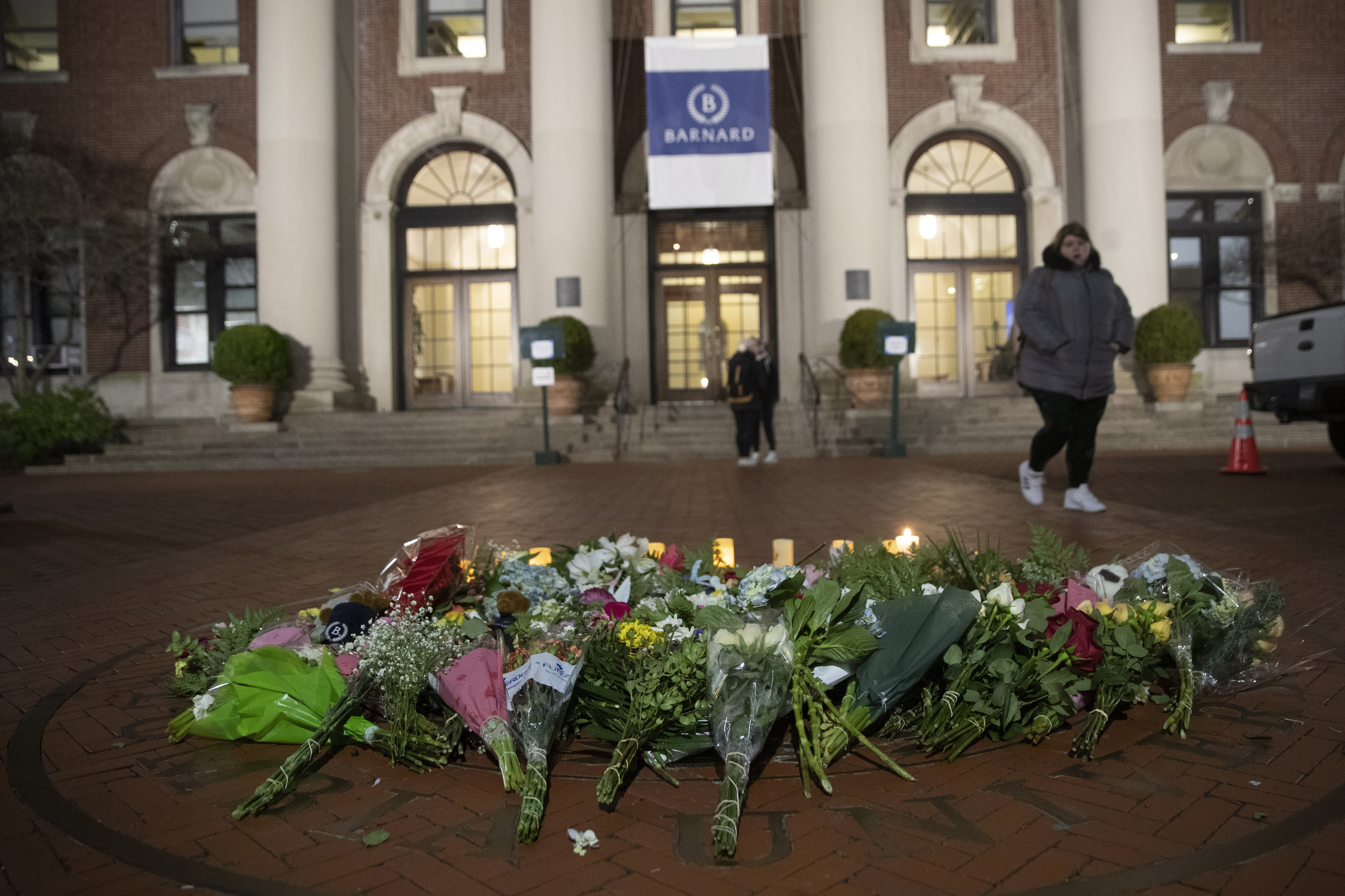 Police: 14-year-old held in Barnard College student death