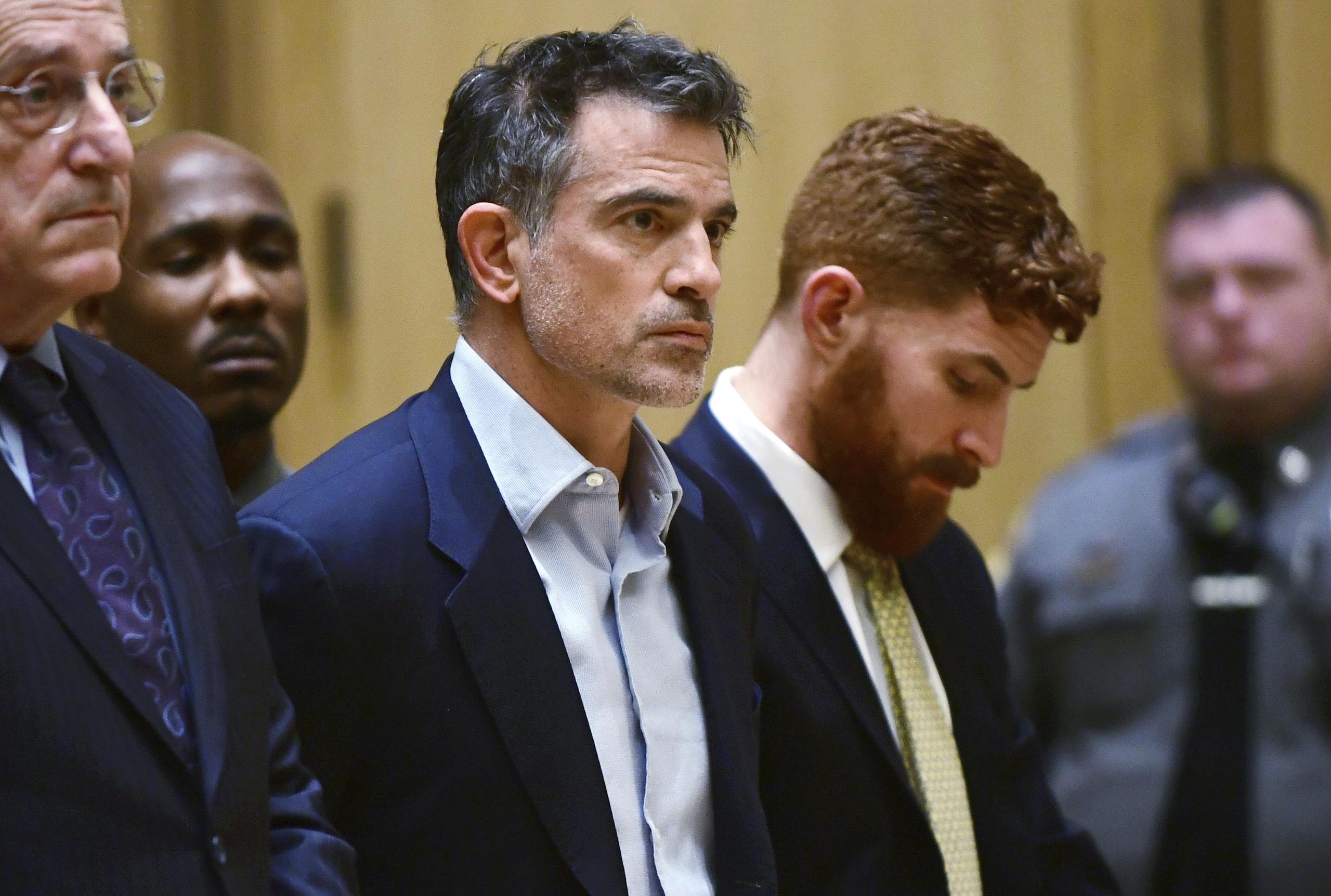 Estranged husband accused of killing Jennifer Dulos dies