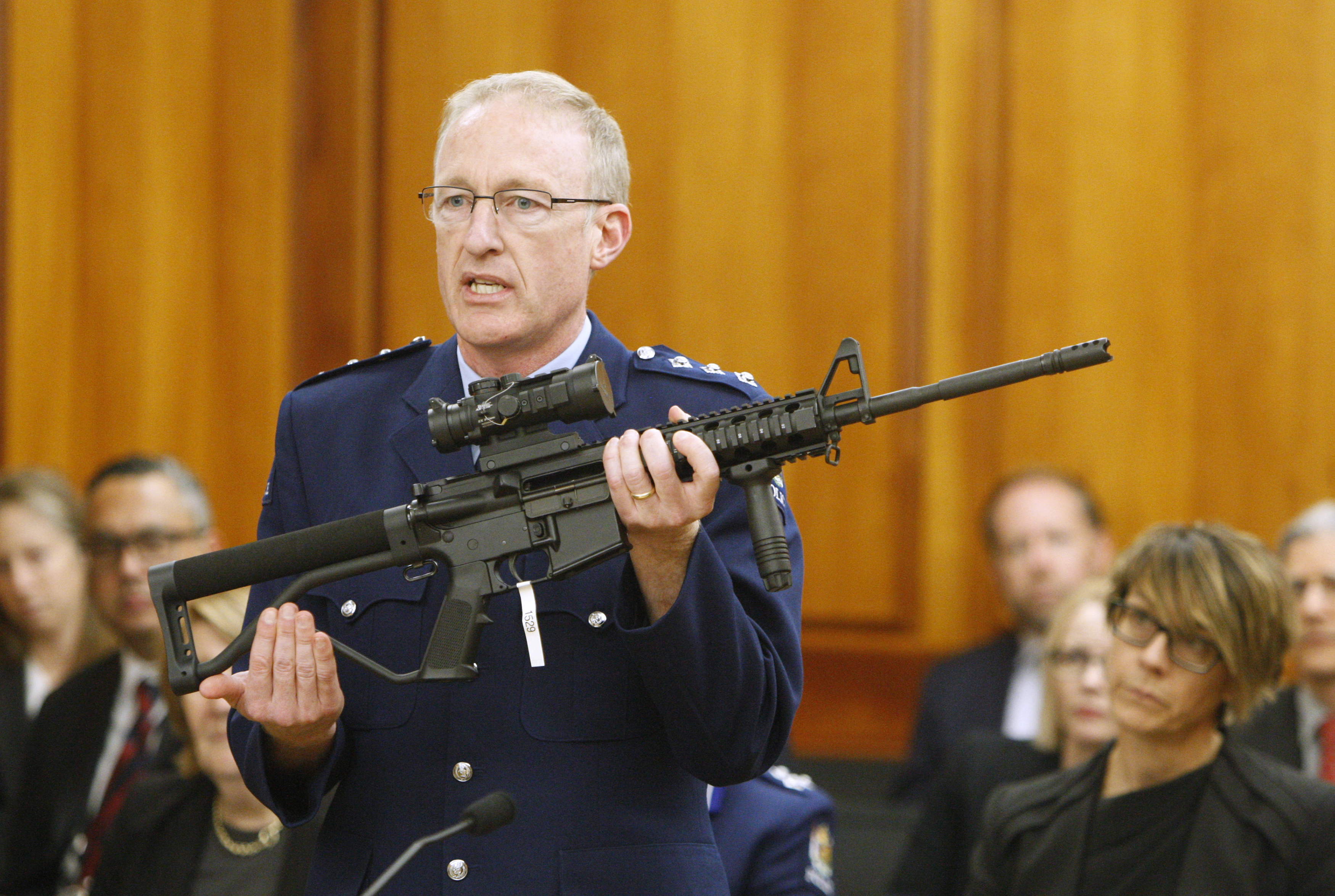 Proposed New Zealand law says owning guns is not a right