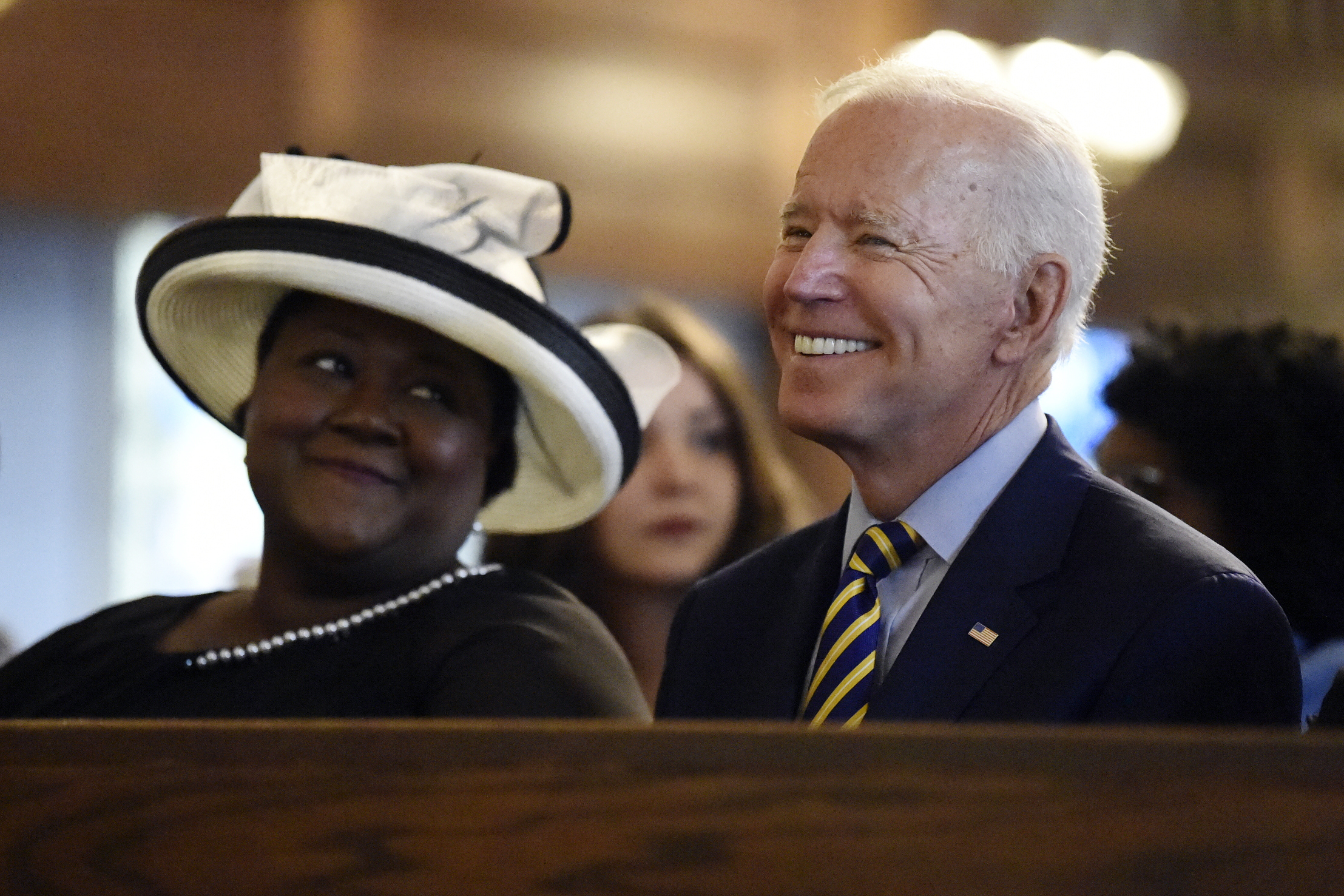 Biden says he picked South Carolina as spot for apology