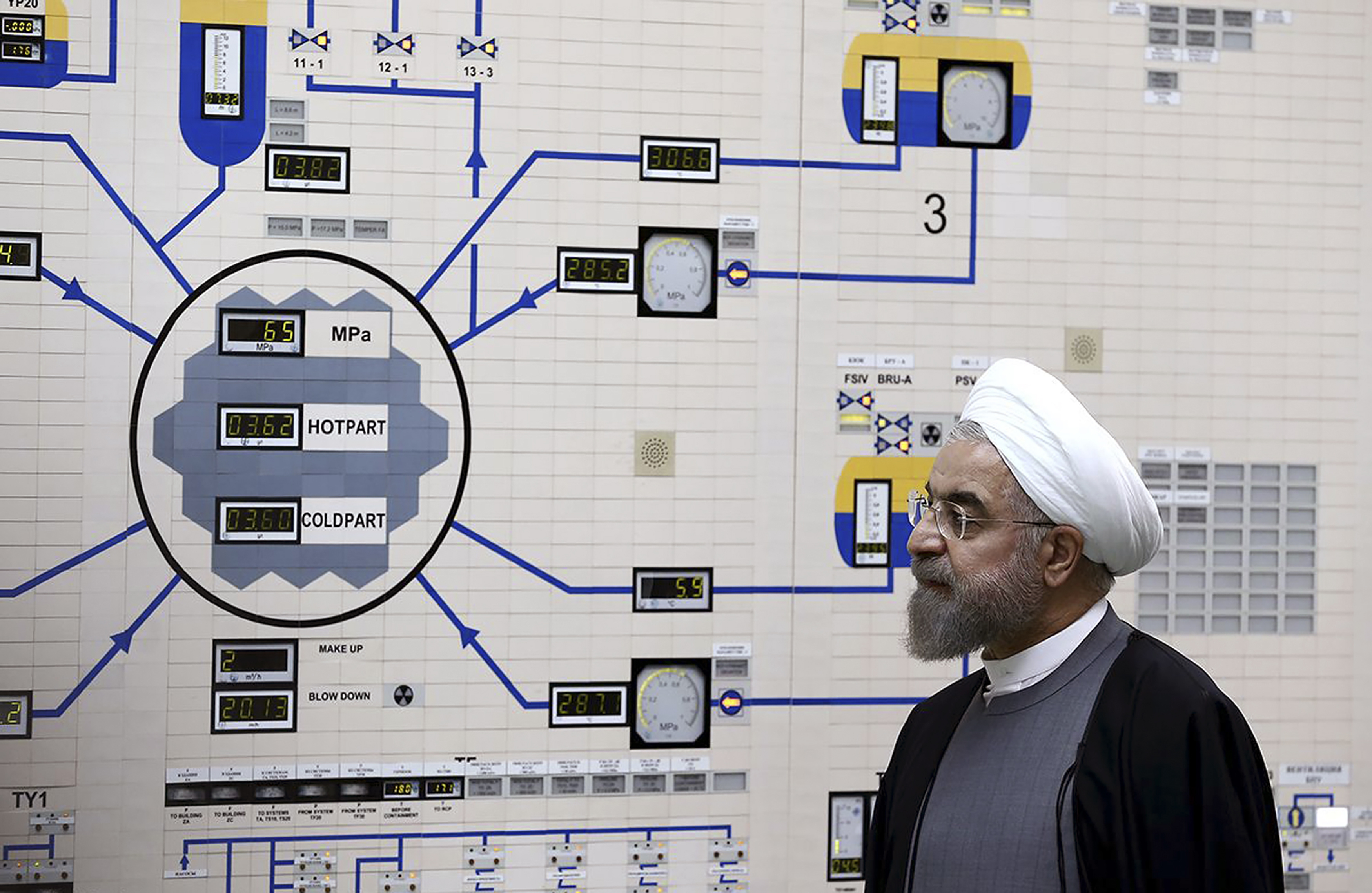 AP EXPLAINS: Irans nuclear program as 2015 deal unravels