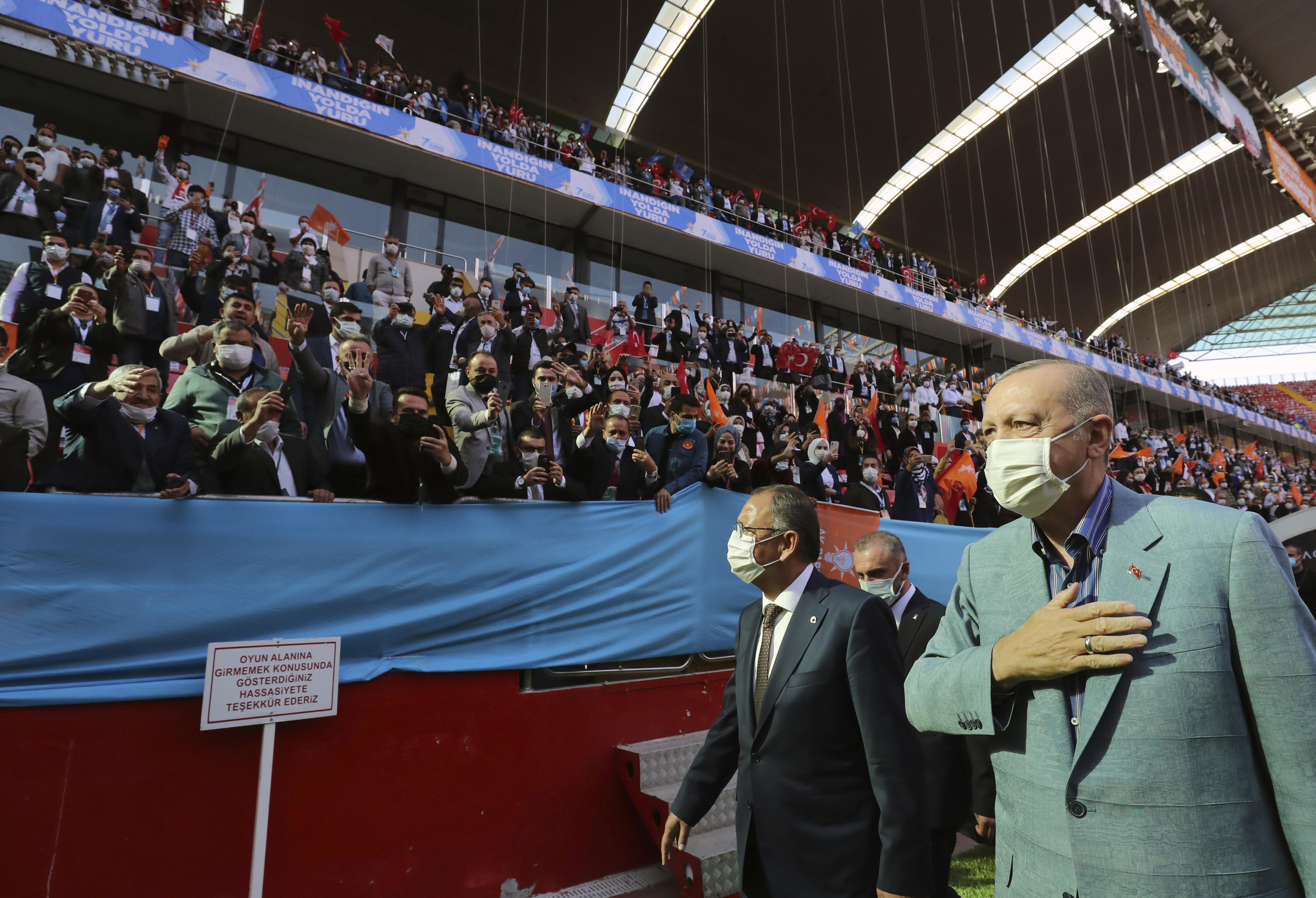 France reacts after Erdogan questions Macrons mental health