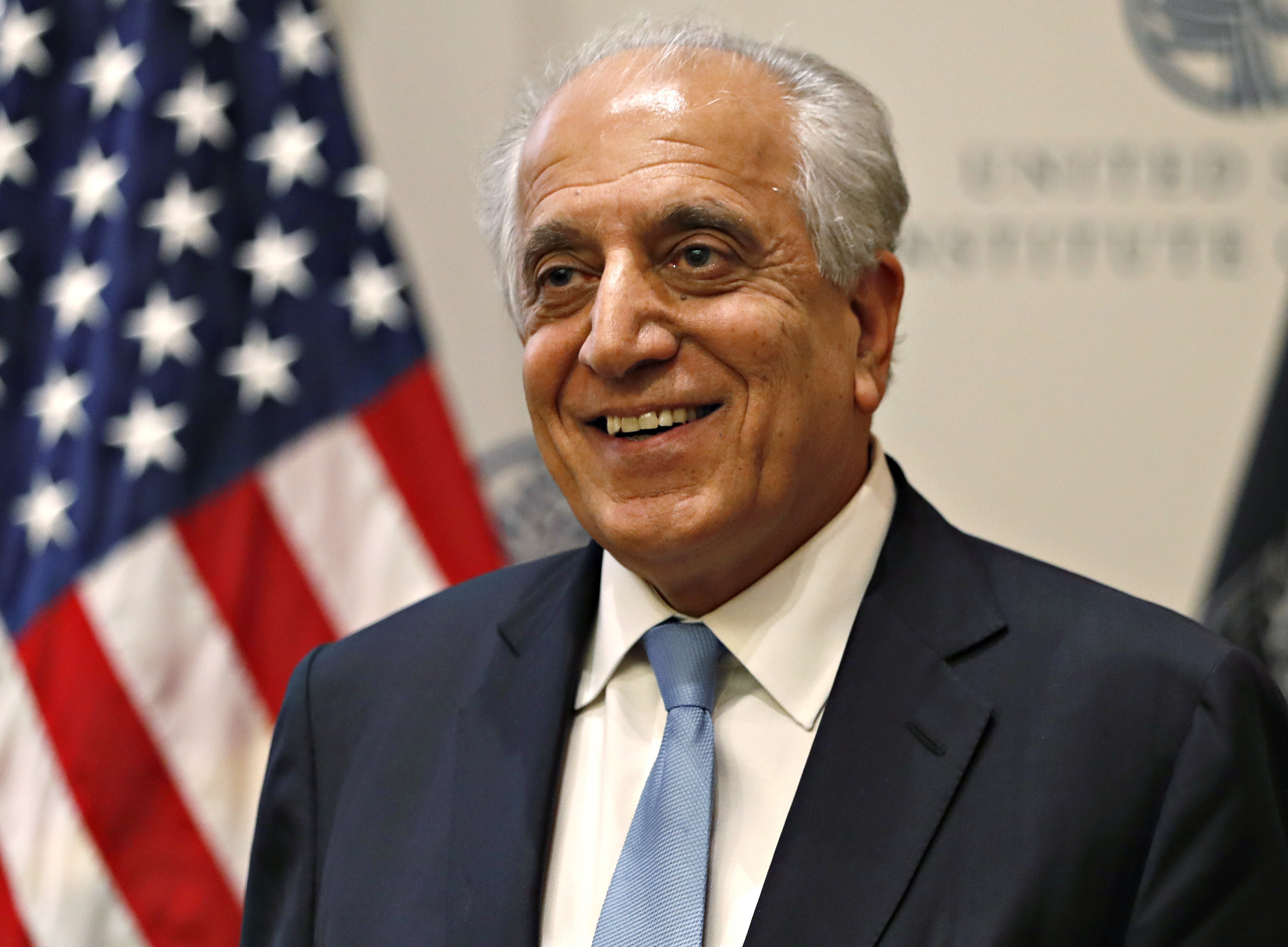 US envoy hails latest talks with Taliban as the best ever