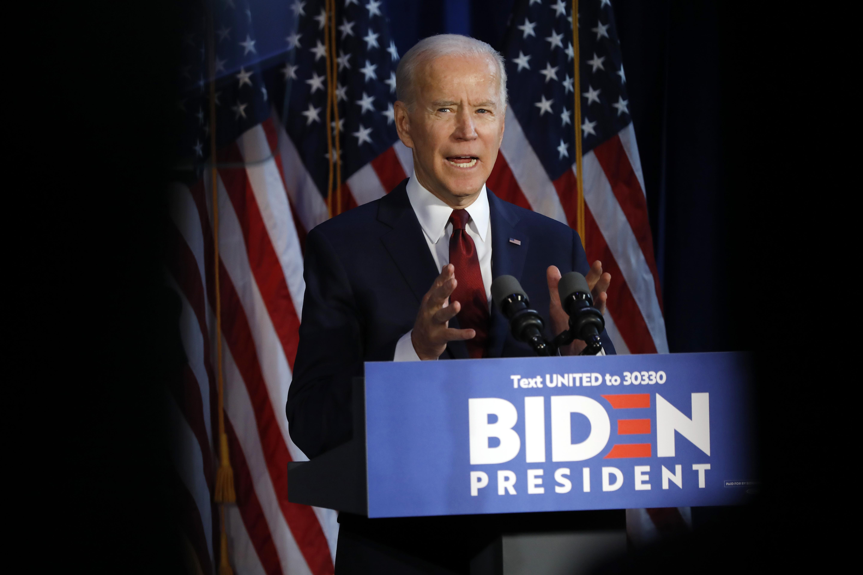 Biden: Iran escalation shows Trump dangerously incompetent