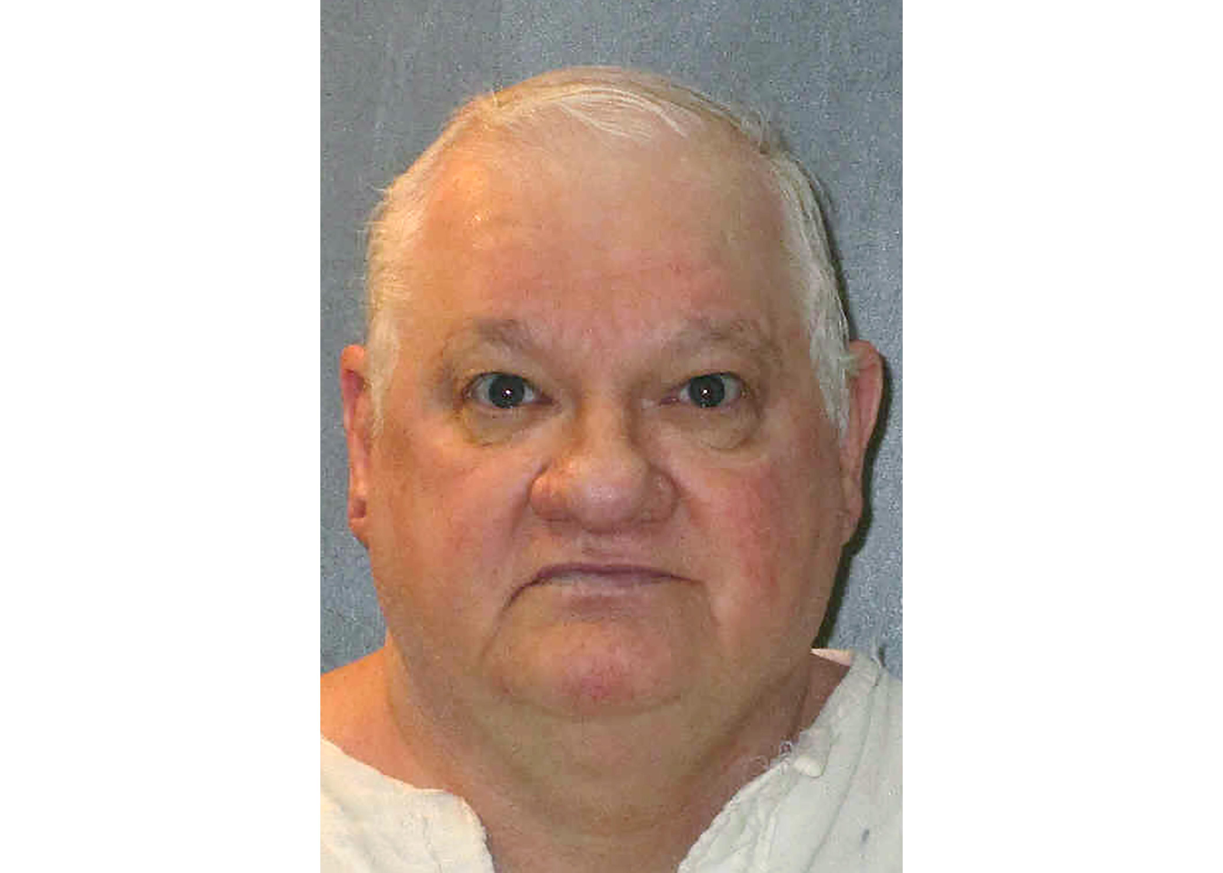 The Latest: Texas executes man for killing 2 women