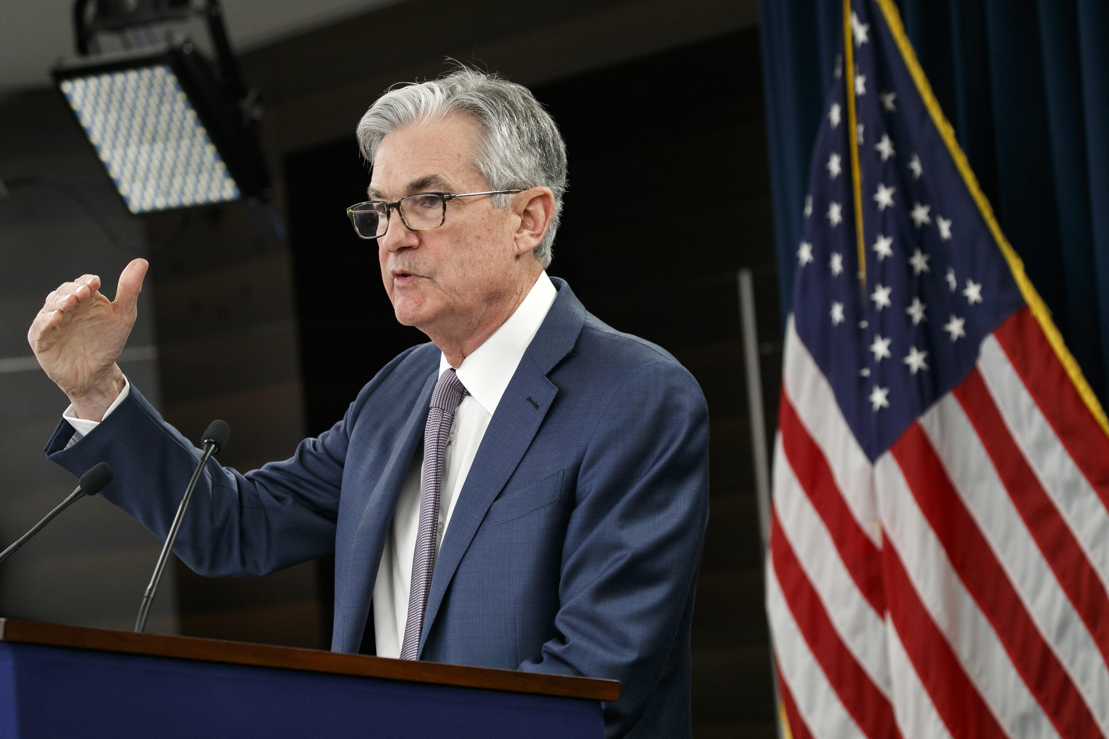 Powell: Fed to soon begin challenging Main Street lending