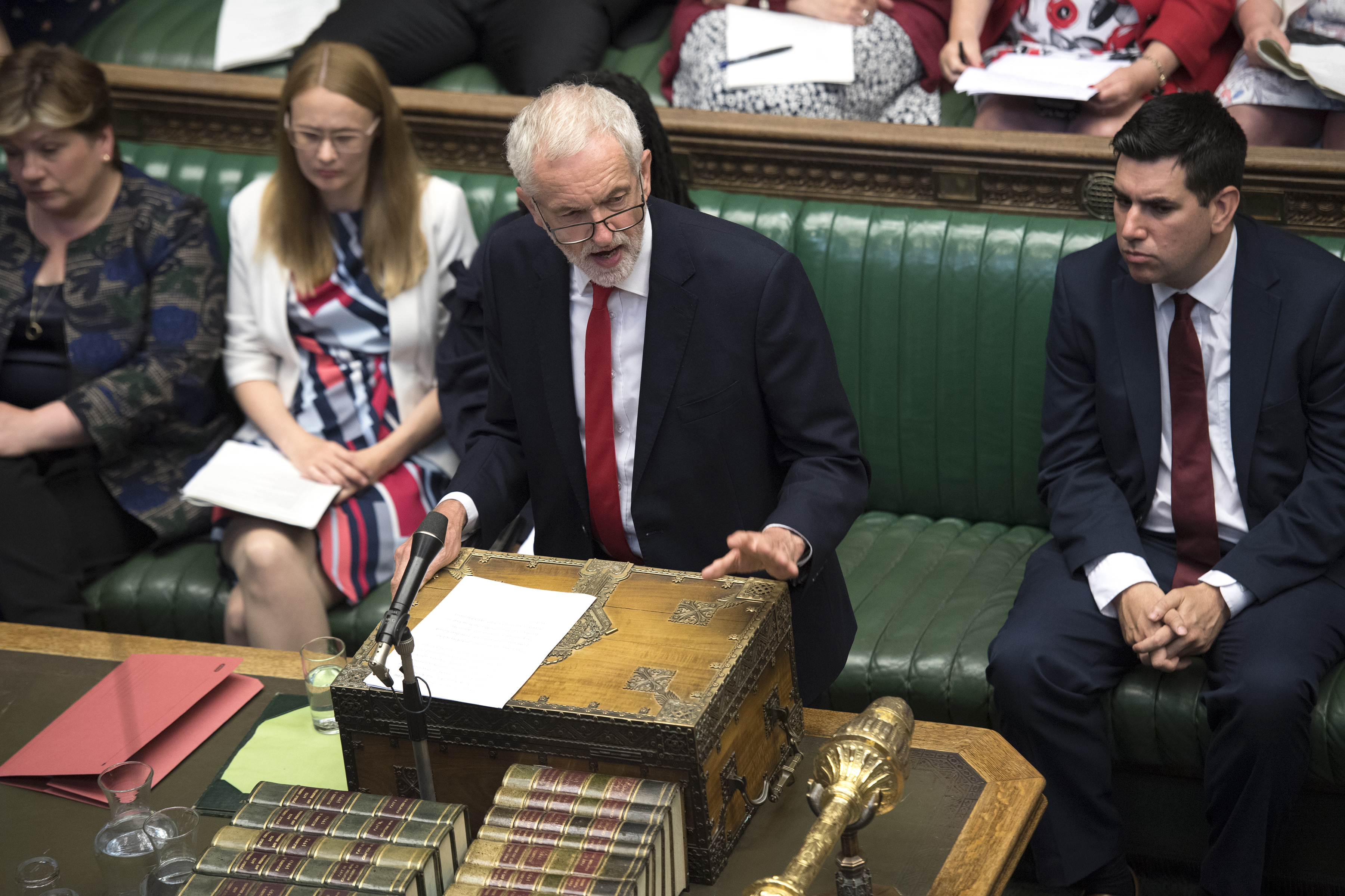 UK Labour Party in turmoil over new anti-Semitism claims