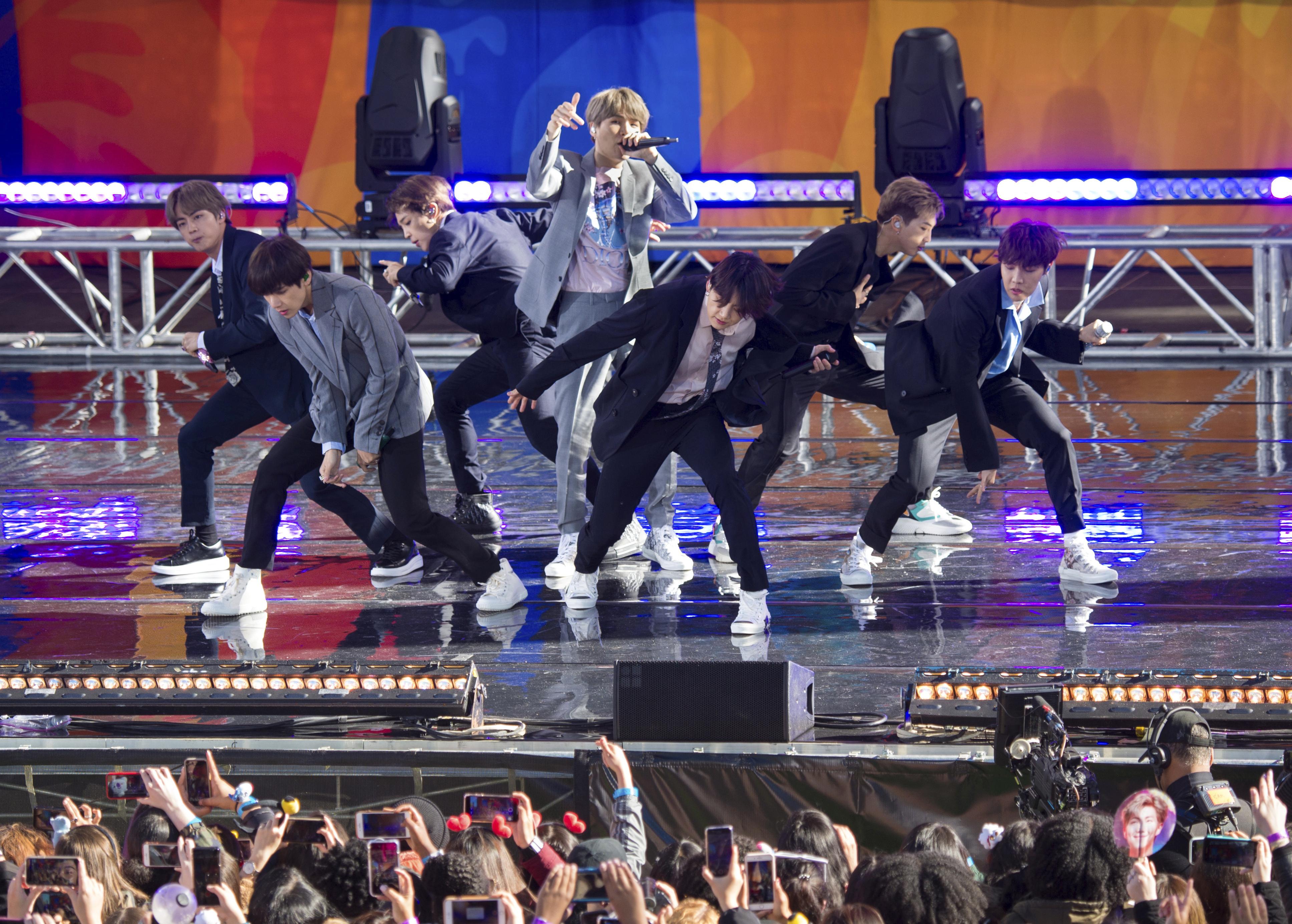 K-pop superstar group BTS will take extended break