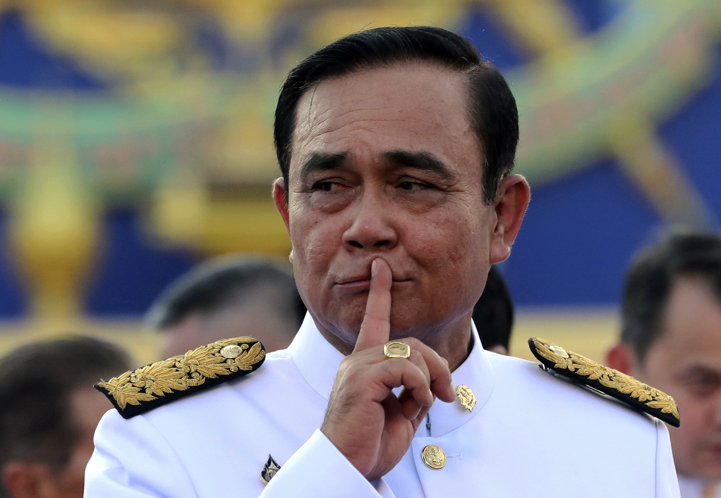 Thai court accepts complaints against PM, opposition leaders