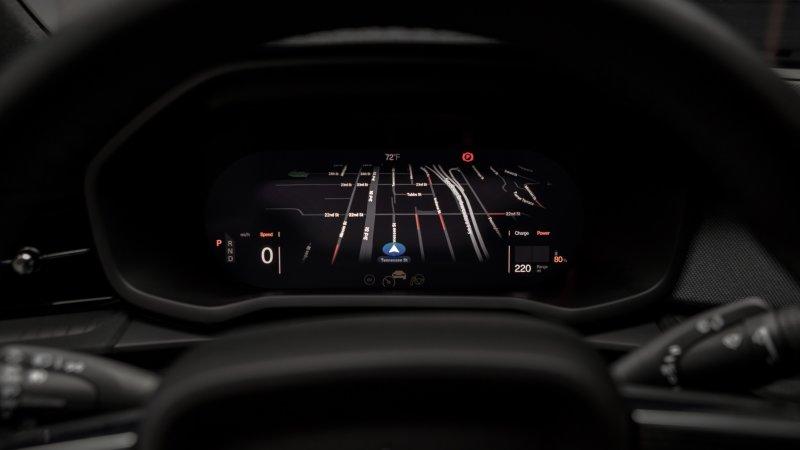 Polestar 2: Android Automotive