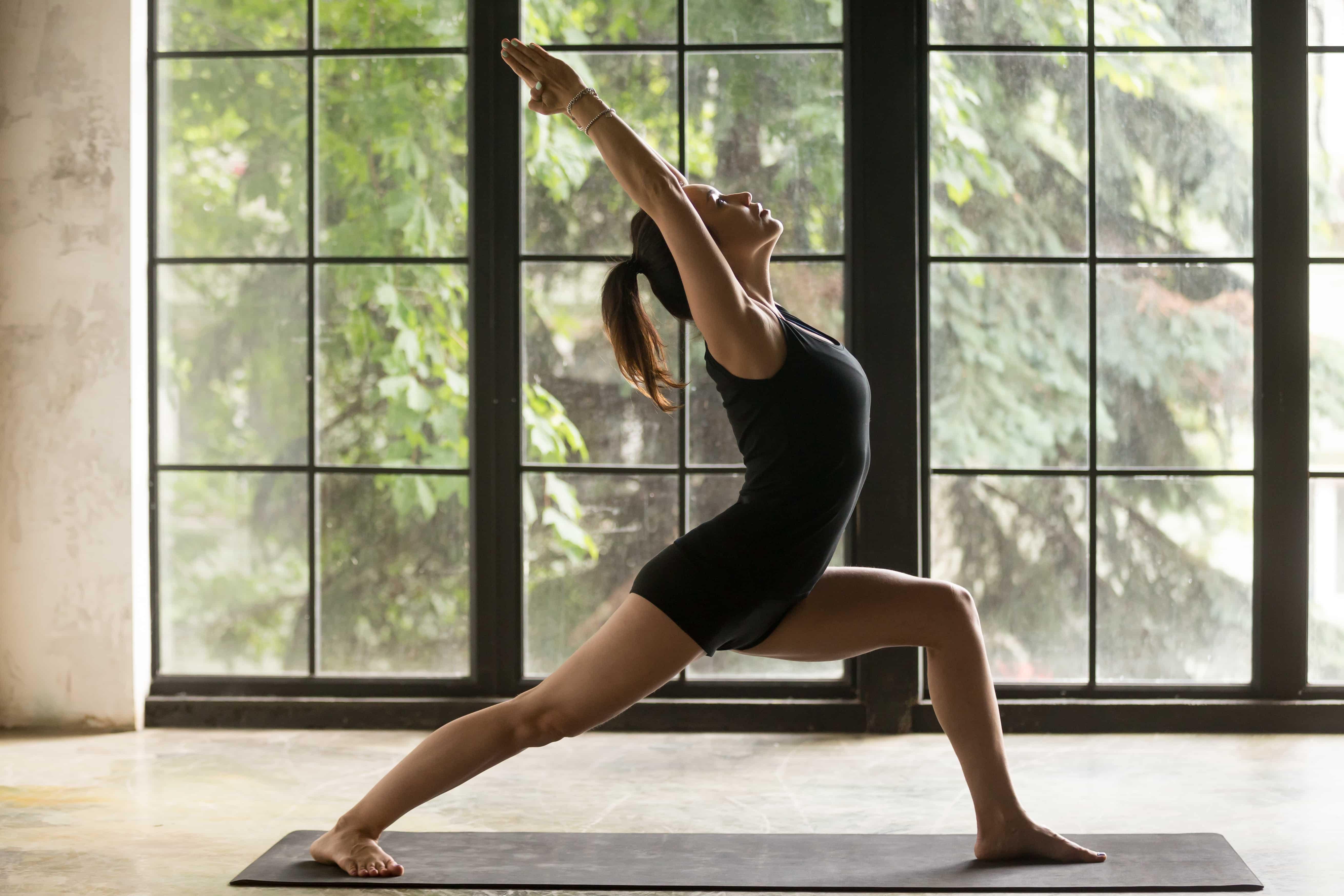 <p>▲瑜珈對於雕塑體態很有幫助。(圖/shutterstock)</p>