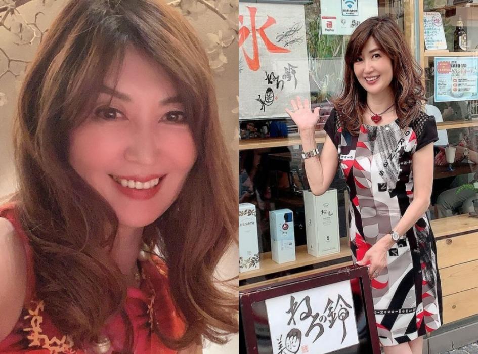 <p>▲日本美魔女上野潤子保養得宜,看不出已經70歲了。(圖/上野潤子Instagram)</p>
