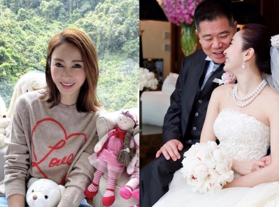 <p>▲黎姿嫁給大15歲的富商馬廷強,生活幸福美滿。(圖/黎姿Instagram)</p>