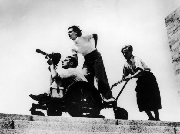 Leni Riefenstahl 在電影藝術上的美學成就不容忽視。