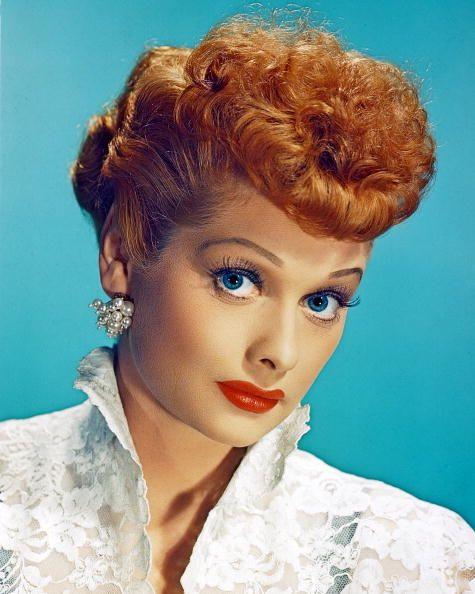 美國電視史上最受歡迎也最具影響力之一的Lucille Ball。