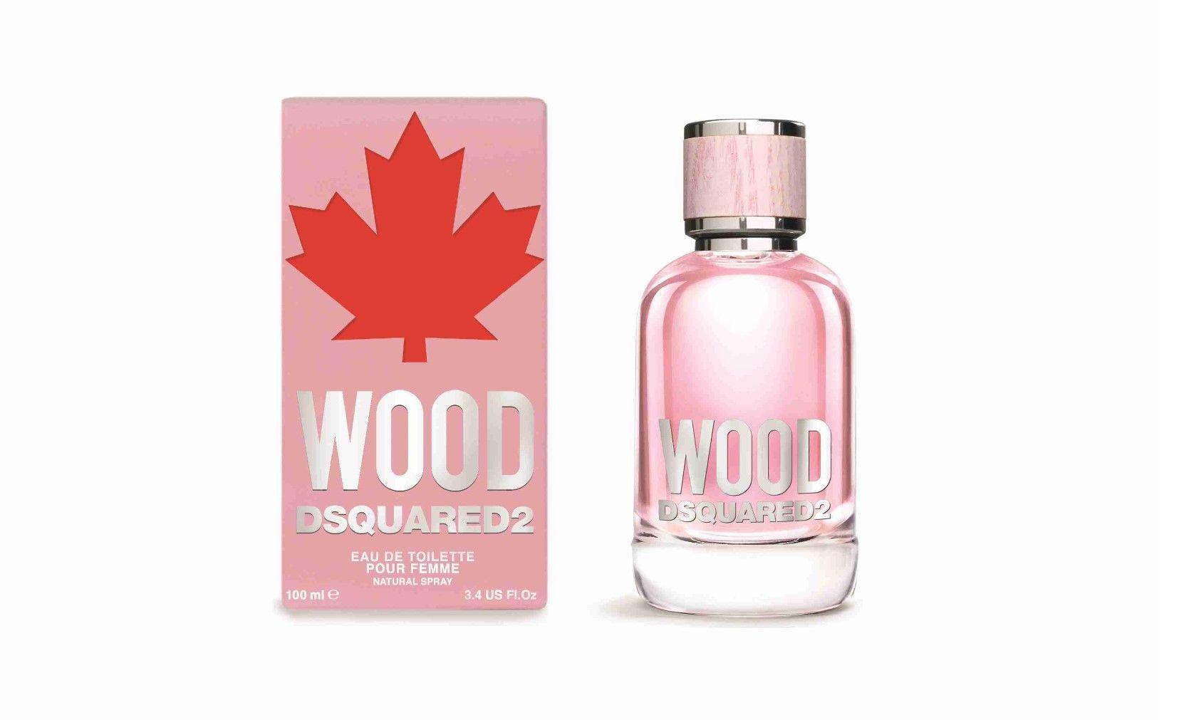 WOOD.天性男女淡香水 用香調展現林間故事的起承轉合 「一對穿梭森林的男女…正恣意地邁開步伐」