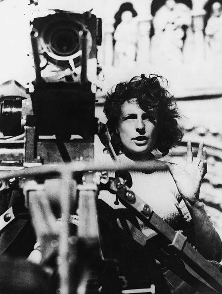 因為與納粹黨的關係,讓Leni Riefenstahl在戰後備受爭議,甚至被抵制。