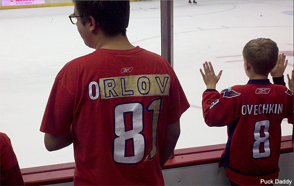 low priced 233e7 c0d3a Jersey Fouls Extra: Things are different for Alex Ovechkin ...