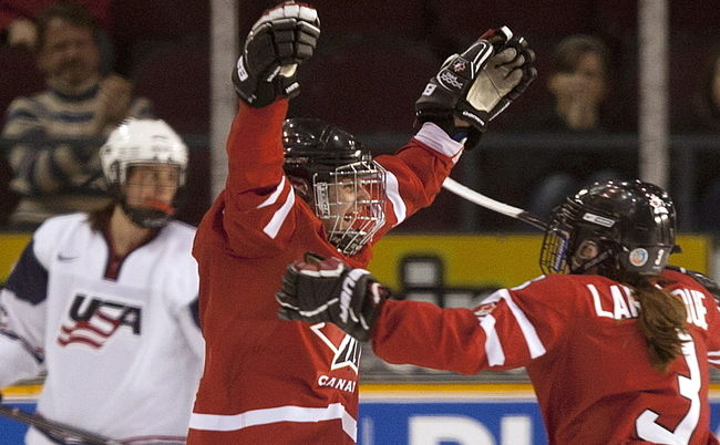 Championship hockey national midget