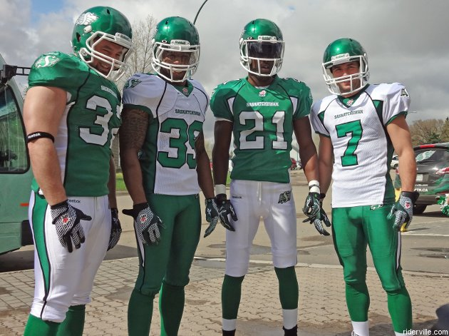 Cfl S New West Division Jerseys Unveiled How Do They