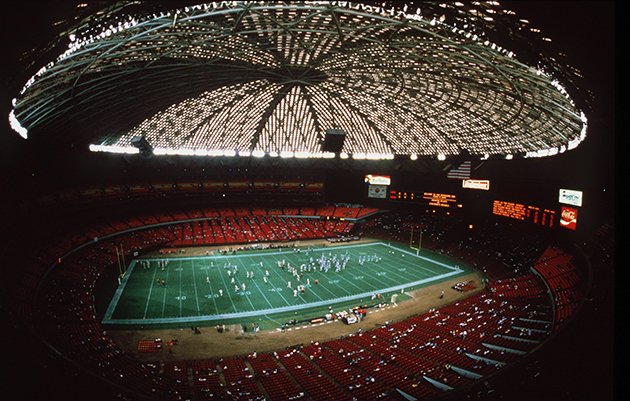 Running Down The Many Memories Of The Houston Astrodome