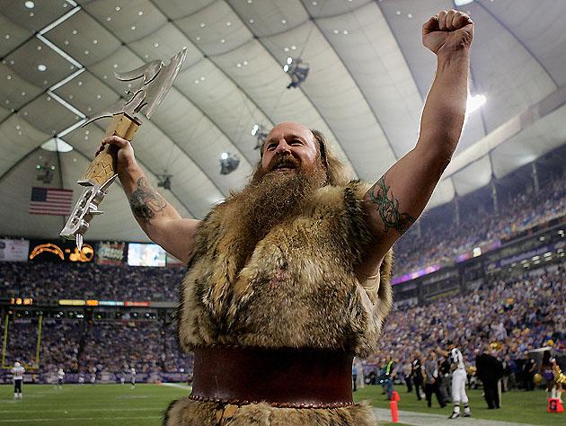 Juggernaut Index No 25 The Minnesota Vikings