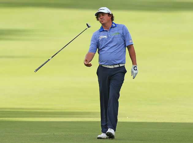What to expect in 2013 no 8 jason dufner for No tuck golf shirts
