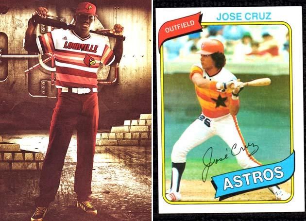 premium selection 09432 25a48 Louisville's blinding new uniforms bring Houston Astros ...