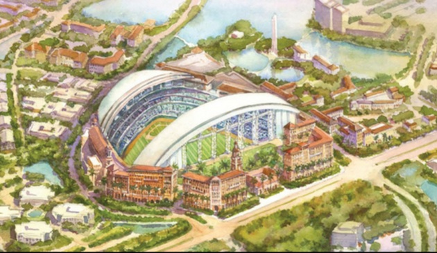 New Rays ballpark plan...