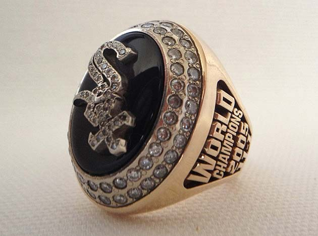 Chicago White Sox Championship Ring For Sale