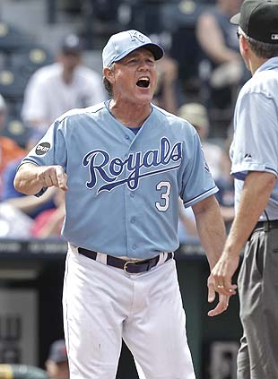 Manager Ned Yost has gallbladder removed, returns to ...