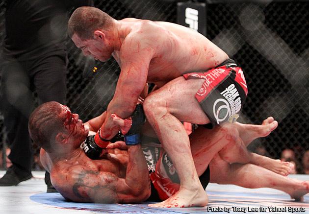 Cain Velasquez TKOs Antonio Silva in a bloody UFC 146 ...