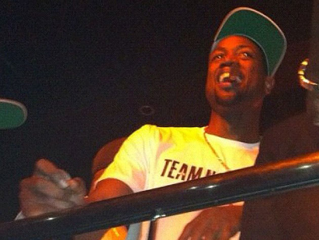 Miami Heat victory party at LIV: LeBron, D-Wade, Bosh and ...