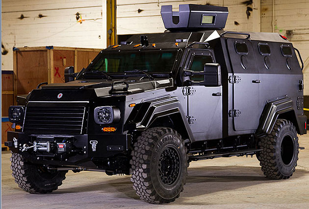 J R Smith Apparently Drives A 450 000 Armored Truck