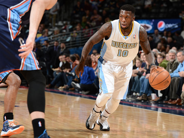 Nate Robinson is out for an undetermined amount of time ...