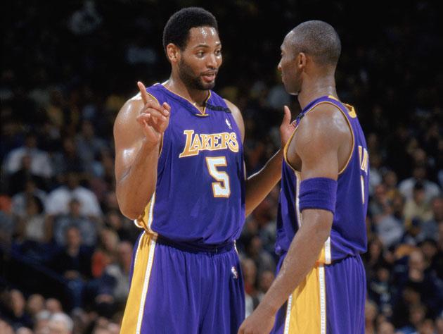 Robert Horry says Kobe Bryant's not-awful defense has ...
