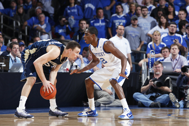 Kentucky Basketball Cracks Top 10 In Pair Of Preseason: Kentucky-Notre Dame Highlights Next Season's SEC-Big East